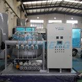 Aceite lubricante y de la máquina de mezcla de aditivos