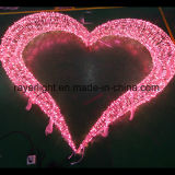 愛デザインLED結婚式の装飾ライト