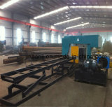 Fabricante Multi-Function hidráulico chinês do Ironworker de Jinsanli