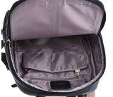 Der Frauen lederner Mädchen-Weinlese-Schule-Arbeitsweg-Beutel der Rucksack-Handtaschen-Dame-Daypacks