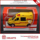 1: 32 свет и машина скорой помощи & полицейская машина нот модель игрушки