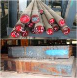 Barra redonda fria de barra lisa de produtos de aço 1.2080 D3 SKD1 de molde de aço da liga do trabalho