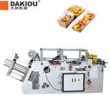 Caja de galletas que hace la máquina para contenedor de alimentos
