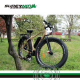 neumático gordo Ebike de la MEDIADOS DE bicicleta eléctrica del mecanismo impulsor 350W