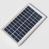 3W 12V polykristallines DIY Sonnenkollektor-System der Solarzellen-Baugruppen-für Kabel 3m des 9V Ladegerät-+DC 5521