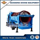 Tela de lavagem do Trommel do ouro do equipamento do minério do Placer da alta qualidade