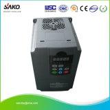 Convertidor de frecuencia variable de 4 kw de 230V o 380V para la velocidad del motor