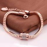 De promotie Gift nam de Gouden Geplateerde Juwelen van de Manier van de Armband van het Bergkristal toe
