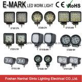 E-TEKEN het Waterdichte LEIDENE Licht van het Werk voor Vrachtwagen/Aanhangwagen/Vorkheftruck (GT2009-27W)
