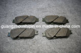 Pastillas de freno de fricción 04465-28510 auto Toyota Previa
