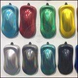 顔料のスプレー式塗料の自動コーティングの虹のクロムHoloのホログラフィック粉