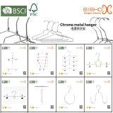 Qualitätskleid-Verbrauch-Chrom-Metallkleidung-Aufhängungen