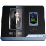 Считыватель отпечатков пальцев WiFi Access Control и время на лице посещаемости биометрических устройств системы распознавания