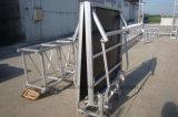 Verwendetes bewegliche Plattform-faltendes Stadium für Verkauf