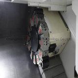 (TH62-500) Précision superbe et petite machine-outille à commande numérique de tourelle