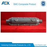 SMC de qualité supérieure du moule pour tuyau industriel avec des matériaux en fibre de carbone