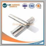 H6 Hartmetall, das Rod mit Loch poliert