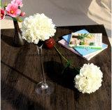 Cespugli artificiali del Hydrangea da vendere il fiore artificiale del fiore del commercio all'ingrosso del mazzo di cerimonia nuziale del Canada di cerimonia nuziale artificiale di seta del Hydrangea