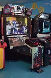 동전에 의하여 운영하는 게임 영상 파괴 폭풍우 총격사건 게임