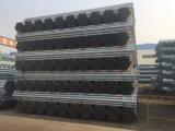 工場価格のチリのいろいろな種類の亜鉛厚さの熱い販売の溝がある電流を通された鋼管