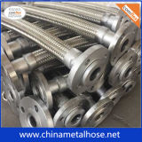 Flexibles Metalschlauch mit Stahldraht-Einfassung