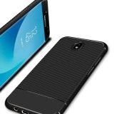 Новый корпус из углеродного волокна TPU чехол для телефона Samsung J530