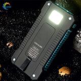 De LEIDENE van de noodsituatie Batterij die van 10000mAh de Bank van de ZonneMacht laden