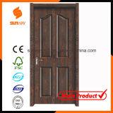 Heiße Verkaufs-Qualitäts-festes Holz-Tür mit Form-Entwurf
