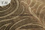 Diseño Popular Africano Chenilla Sofá tela con revestimiento