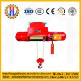 Geräten-Maschinerie-Aufbau-elektrische Hebevorrichtung mit Einschienenbahn-Laufkatze