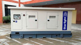 40kw Diesel van het Gebruik van het Land van 50kVA Generator/Geluiddichte Diesel Generator met Motor Weichai