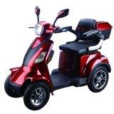 adultos eléctricos de la vespa de la rueda 500W 4, policía motorizado eléctrico 4 con las ruedas grandes (ES-044)
