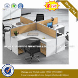 Ready Made 3 tiroirs de couleur rouge Typle Office Desk (HX-8NR0070)