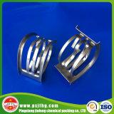 Кольцо седловины Intalox упаковки башни металла случайно