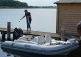 Liya 7pessoa barco inflável PVC Barco de casco de fibra de vidro para venda