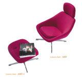 Design de luxe élégant fauteuil Livning doux pour salle de loisirs
