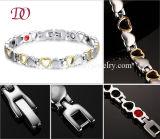 Les soins de santé Bio magnétique Btacelet Lady's coeur Bracelet de lien