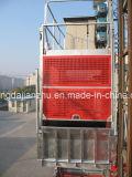 Sc200/200zb de conversión de frecuencia de la construcción de la grúa