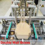 Carpeta Gluer de bloqueo de la parte inferior de la máquina (WO-750PC-R).
