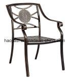 옥외/정원/안뜰 등나무 또는 주조 알루미늄 의자 HS3185c