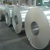 La bobina de banda de acero inoxidable 304 de sus 316 Placa de JIS 2b terminado pulido