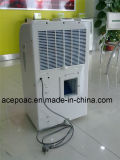 Condicionador de ar portátil da bomba de calor com temporizador e excepto a energia