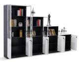Librería Mobiliario de oficina, oficina de aglomerado Personalizar libreria