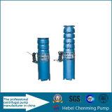 Qj Edelstahl-Brunnen-versenkbare Pumpen-Maschine