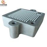Liga de alumínio de fundição em areia personalizados com jateamento de areia