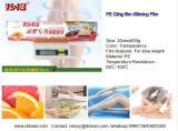 PVC를 필름 포장하는 연약한 PE는 음식 포장을%s 포장 달라붙는다
