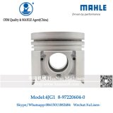 Isuzu 4jg1 8-97220-605-0 Gabelstapler-Kolben mit Mahle