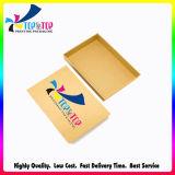 Embalagens de papel cartão impresso completo na caixa de exibição