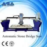 Ponticello di marmo automatico della pietra/granito/ha veduto (XZQQ625A)