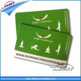 標準クレジットカードのサイズによってカスタマイズされるデザインPVCカード